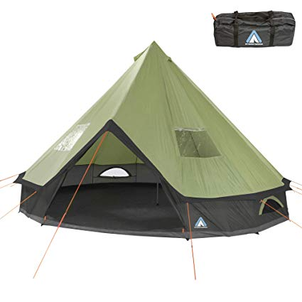 10T Outdoor Equipment  Tipi Zelt Mojave