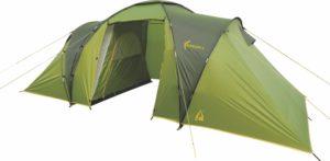 3-Kabinen-Zelte