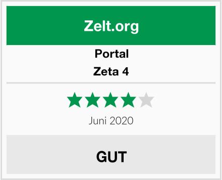 Portal Zeta 4 Test
