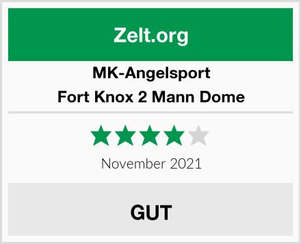 MK-Angelsport Fort Knox 2 Mann Dome Test