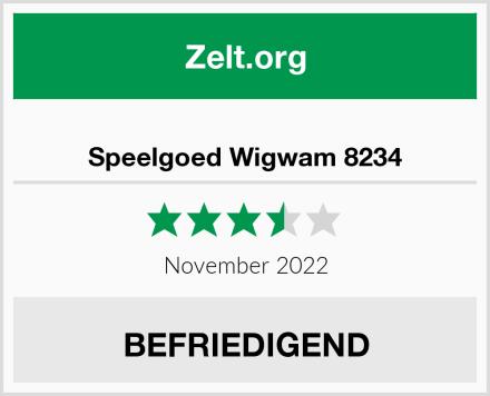 Speelgoed Wigwam 8234 Test
