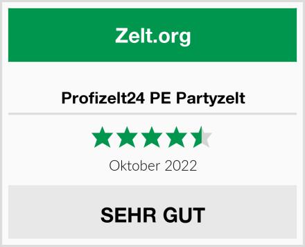 Profizelt24 PE Partyzelt Test