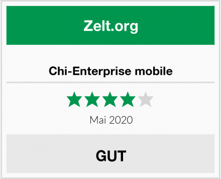 Chi-Enterprise mobile Test
