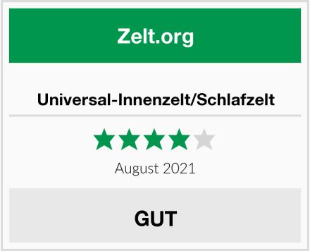 No Name Universal-Innenzelt/Schlafzelt Test