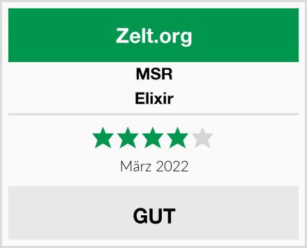 MSR Elixir Test