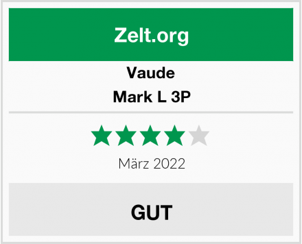 Vaude Mark L 3P Test