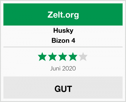Husky Bizon 4 Test