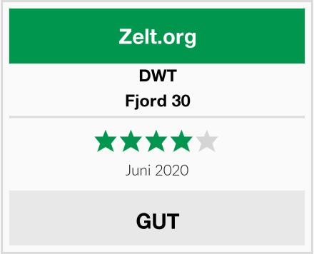 DWT Fjord 30 Test