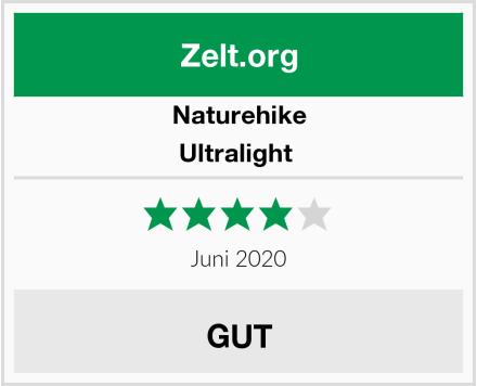 Naturehike Ultralight  Test
