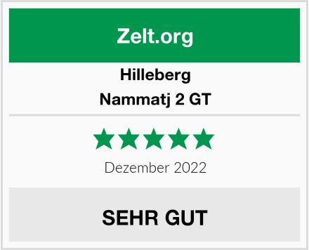 Hilleberg Nammatj 2 GT Test