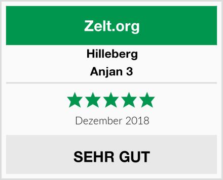 Hilleberg Anjan 3 Test
