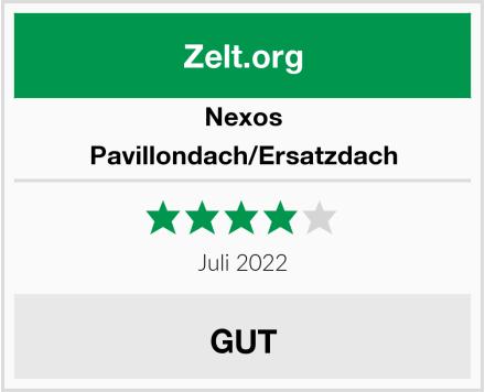Nexos Pavillondach/Ersatzdach Test