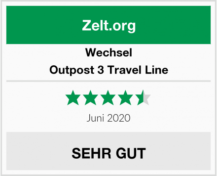 Wechsel Outpost 3 Travel Line Test