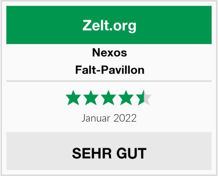 Nexos Falt-Pavillon Test