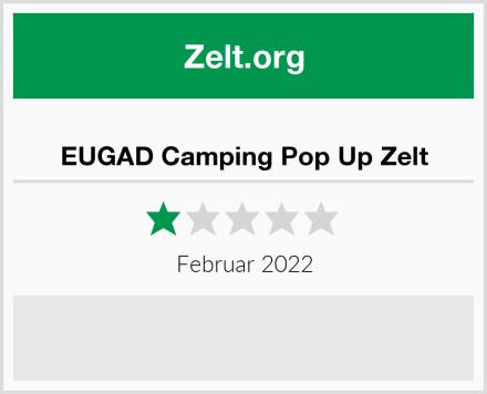 EUGAD Camping Pop Up Zelt Test