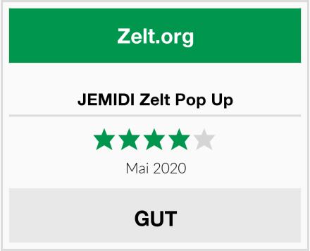 No Name JEMIDI Zelt Pop Up Test