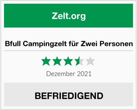 Bfull Campingzelt für Zwei Personen Test