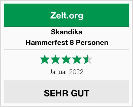 Skandika Hammerfest 8 Personen Test