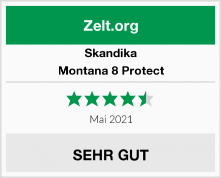 Skandika Montana 8 Protect Test