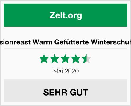 visionreast Warm Gefütterte Winterschuhe Test