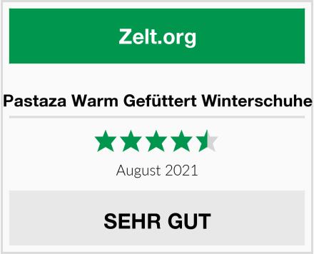 Pastaza Warm Gefüttert Winterschuhe Test