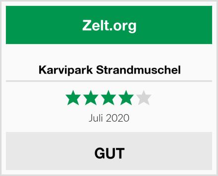 Karvipark Strandmuschel Test