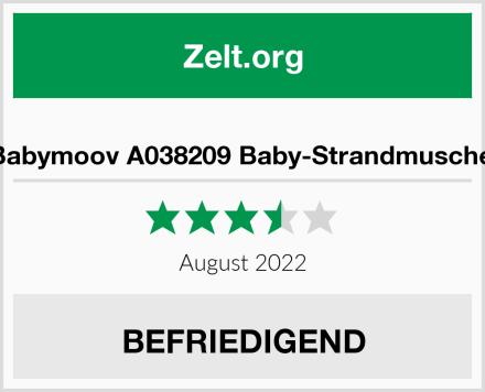 Babymoov A038209 Baby-Strandmuschel Test
