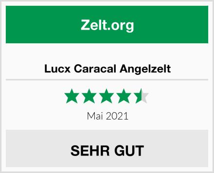 Lucx Caracal Angelzelt Test