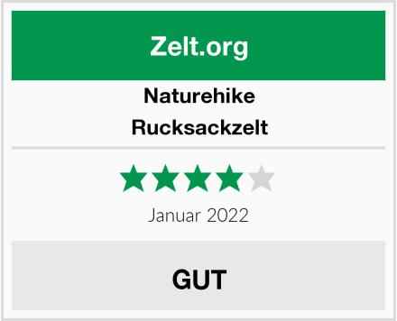 Naturehike Rucksackzelt Test