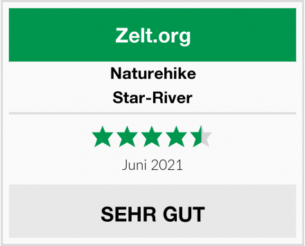 Naturehike Star-River Test