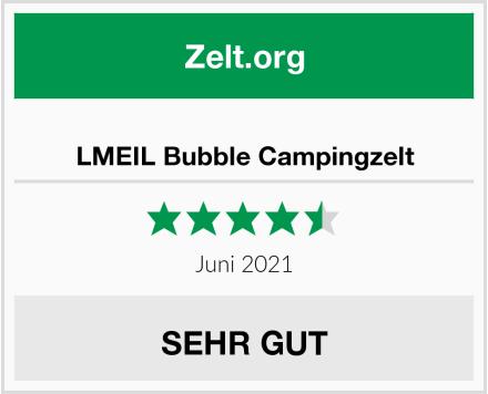LMEIL Bubble Campingzelt Test