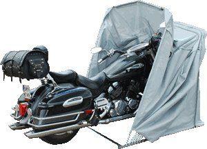 Motorrad-Zelte