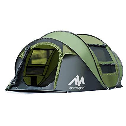 No Name 2win2buy Camping Zelt