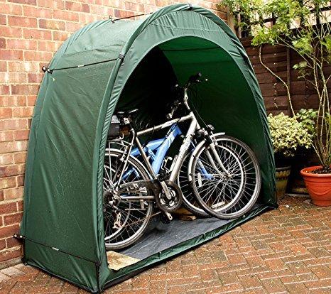 Bike Cave Fahrradzelt | Zelt Test 2020