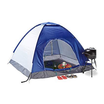 No Name relaxdays Pop up Campingzelt