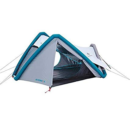 Quechua Campingzelt Air Seconds 2 XL Fresh & Black