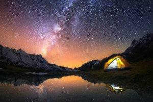 So finden Sie das richtige Zelt