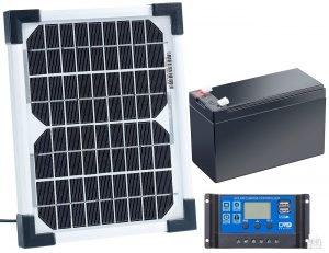 revolt Solarpanel: Saubere Energie
