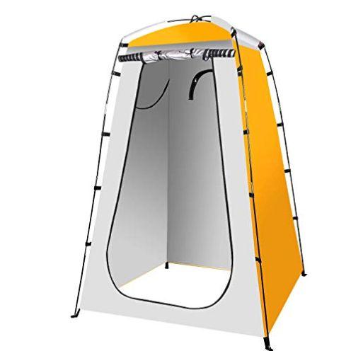 Qdreclod Camping Duschzelt