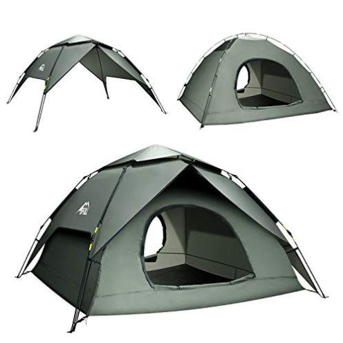 BFULL Pop-up Familie Camping Zelt
