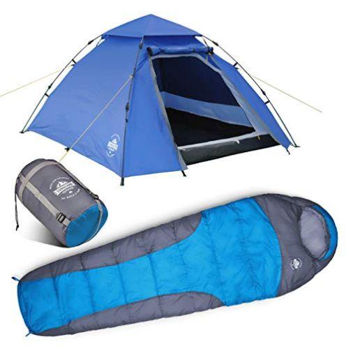 Lumaland Outdoor Camping Set