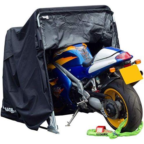 Armadillo Motorradgarage