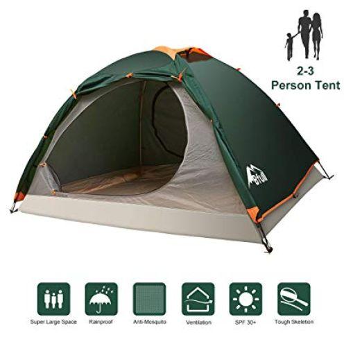 Bfull Campingzelt für Zwei Personen