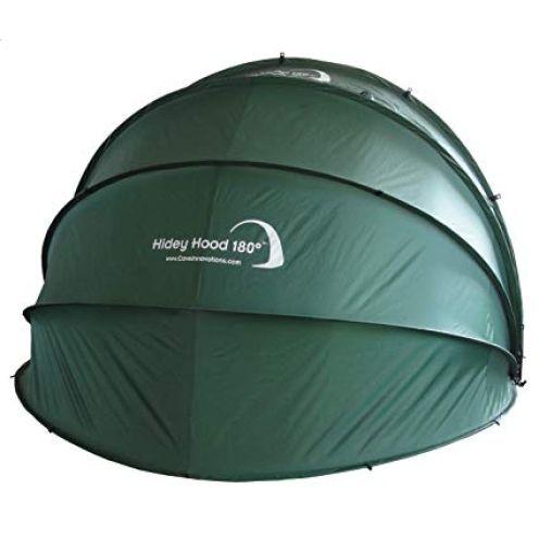 Rob McAlister HiH1801 Hidey Hood 180-Grad-Abdeckung