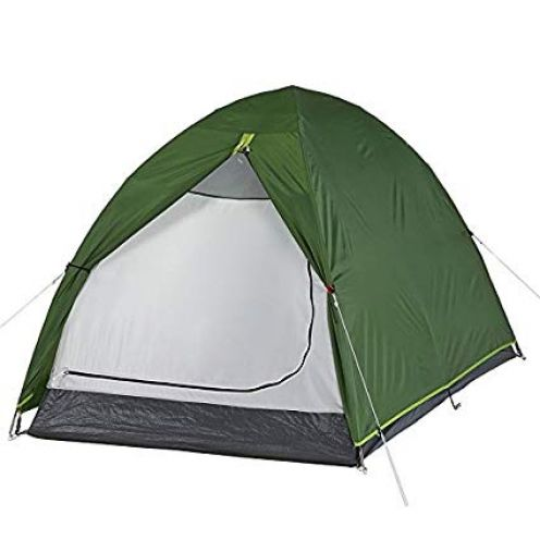 Quechua T2 Zelt (grün)