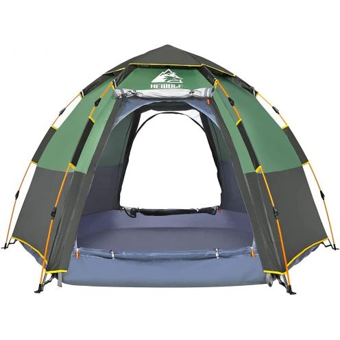HEWOLF Campingzelt 3-4 Personen