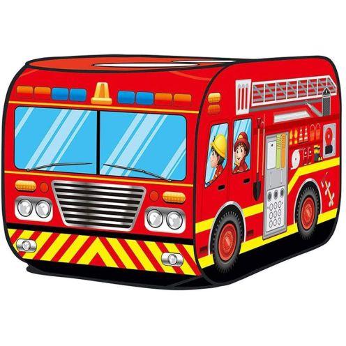 MEETgr Feuerwehrauto Kinderzelt
