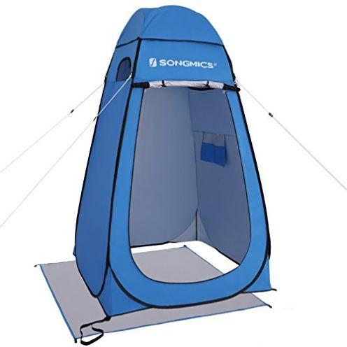 SONGMICS Camping- und Umkleidezelt
