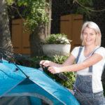 Tipps und Tricks rund um den Zelt-Aufbau