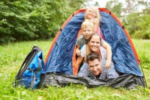 Welche Zeltgröße ist für wie viele Personen geeignet?